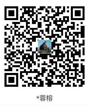 QRcode to pay Woody in Taobao